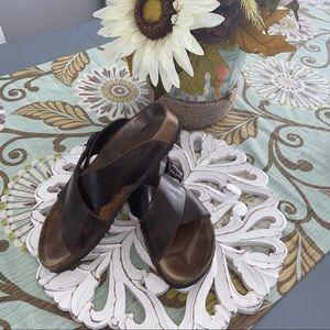 Birkenstock Sandals Shoes Women's 8
